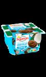Yaourt végétal au soja saveur coco chocolat Sojasun