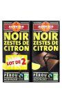 Chocolat bio noir/zestes citrons Alter Eco
