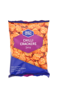 Chilli crackers Spicy Snacks of the World