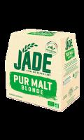 Bière bio blonde Jade