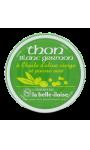 Thon blanc germon à l?huile d?olive vierge et poivre vert La Belle-Iloise