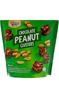 Chocolate peanut clusters Choco Moment