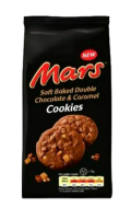 Cookies au chocolat et au caramel Mars