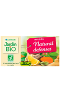 Infusion défenses naturelles bio Jardin Bio