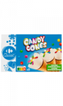 Glaces Candy Cones Carrefour Classic'