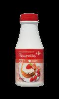 Crème entière fluide fleurette 30% MG Carrefour