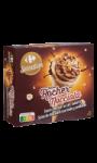 Glaces façon rocher Nocciola chocolat noisette Carrefour Sensation