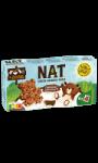 Barres de céréales ourson au chocolat Nat