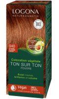 Coloration végétale Ton Sur Ton pudre Logona
