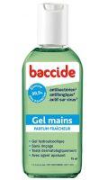 Gel hydroalcoolique sans rinçage Baccide