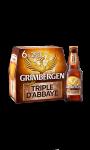 Bière blonde Triple d'Abbaye Grimbergen
