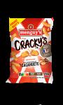 Biscuits apéritifs soufflés maïs cacahuète Menguy's