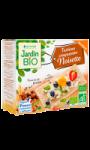Tartines craquantes à la noisette Bio Jardin Bio