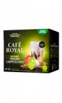 Cappuccino Vegan compatibles Nescafé Dolce Gusto Café Royal