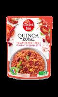 Céréales quinoa royal tomates séchées & piment d'espelette Bio Céréal Bio