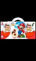 Oeufs chocolatés Joy Super Mario Kinder