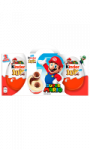Oeufs chocolatés Joy Super Mario Kinder