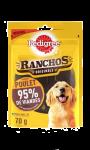 Friandises récompenses pour chien Ranchos riche en poulet Pedigree