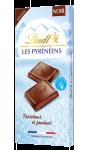 Chocolat noir les Pyrénéens Lindt