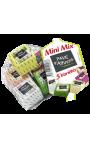 Mini Mix 5 Variétés Pavé d?Affinois