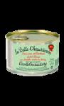 Plat cuisiné saucisses lentilles Label Rouge La Belle Chaurienne