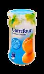 Confiture abricots allégée en sucres Carrefour