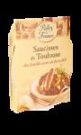 Saucisses de Toulouse aux lentilles vertes...