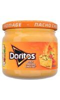 Sauce tortilla goût nacho cheese Doritos