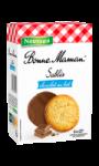 Biscuits sablés nappés au chocolat au lait Bonne Maman