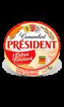 Camembert l'extra fondant Président