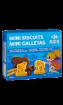 Biscuits nappés au chocolat au lait Carrefour Kids