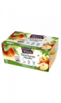 Compotes de pommes x16 sans sucres ajoutés Charles & Alice