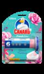 Nettoyant WC disque floral fantsy Canard WC