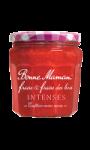 Confiture intense fraise & fraise des bois Bonne Maman