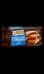 Cookies grand coeur fondant chocolat & noisettes Michel et Augustin