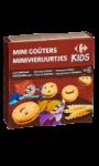 Biscuits mini goûters goût chocolat Carrefour Kids