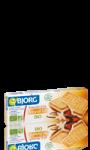 Biscuits Fourrés à la Vanille Bio Bjorg