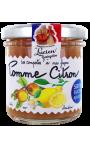 Compote purée pomme citron Lucien Georgelin
