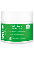 Skin Food baume corps Weleda