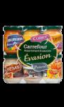 Assortiment sauces évasion Carrefour
