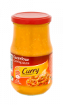 Sauce curry Carrefour