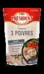 Sauce Gastronomique 3 Poivres Président