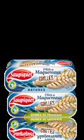 Filets De Maquereaux Grillés Natures Saupiquet