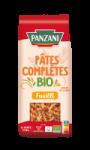 Pâtes complètes Bio Fusilli Panzani