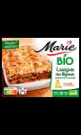 Lasagne aux légumes à la provençale Bio Marie